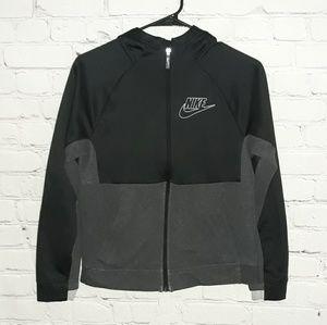 Nike Youth Size: L Hooded Sweatshirt...